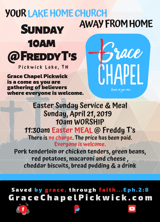 free meal – Grace Chapel Pickwick